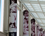 Joe Dimaggio World Series Art - Legends by Ann Addeo