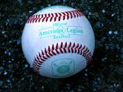 Baseball Art Photos - Legion Baseball by Colleen Kammerer