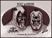 Chris  DelVecchio - Legion of Doom- The Road...