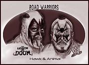 Chris  DelVecchio - Legion of Doom- The Road Warriors