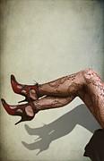 Legs Print by Svetlana Sewell