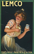 Lemco 1910s Uk Print by The Advertising Archives