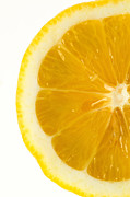 Lemon Art Photo Posters - Lemon Poster by Bill  Wakeley