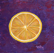 Jennifer Richards - Lemon slice