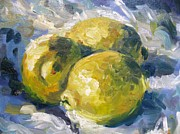 Susan Jones - Lemon Still Life