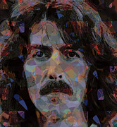 George Harrison Art - Lennon4 by Scott Davis