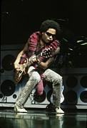 Photos Album Posters - Lenny Kravitz Poster by Front Row  Photographs
