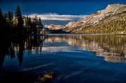 Lake Tapestries Textiles - Lenticular at Tenaya Lake by Cat Connor