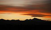 Marilyn Hunt - Lenticular Clouds Over Longs Peak 2