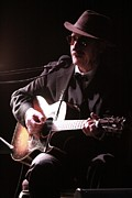 Vaudevillian Prints - Leon Redbone Print by Front Row  Photographs