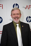 Movies Photo Originals - Leonard Maltin by Hugh Smith