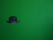 Leprechaun Green Print by Venus