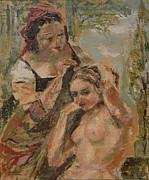 Tisha Wood - Les Belles de Corot