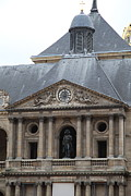 Courtyard Art - Les Invalides - Paris France - 011313 by DC Photographer