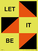 Let It Be Poster Print by Irina  March