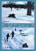 All - Let It Snow by Erin Rickelton
