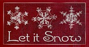 Sharon Marcella Marston - Let it Snow I