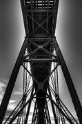 Lethbridge High Level Bridge 4 Print by Bob Christopher