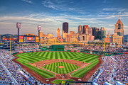 Pnc Park Originals - Lets Go Bucks by Ziaur Rahman