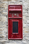 Mail Box Photo Metal Prints - Letterbox Metal Print by Joana Kruse