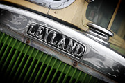 Leyland Framed Prints - Leyland Framed Print by Mark Rogan