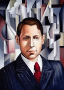 Business Man Prints - LHomme dAffaire Print by Catherine Abel