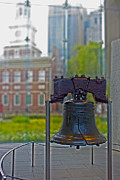 National Treasure Acrylic Prints - Liberty Bell Acrylic Print by Gallery Three
