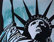 Liberty Print by Diana Prickett