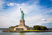 Lady Liberty Art - Liberty Enlightening The World by Mark E Tisdale