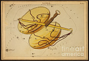 Science Source - Libra Constellation Zodiac Sign 1825