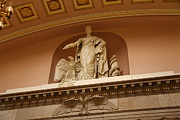 Library Of Congress - Washington Dc - 01132 Print by DC Photographer