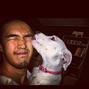 Shawn Who - #lick #kisses #puppy...
