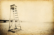 Skip Nall - Life Guard Tower