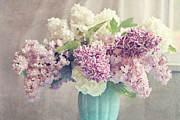 Lilacs Photos - Life is a Promise by Sylvia Cook