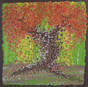 Ellen Mcmahill Art - Life of a Tree by Ellen McMahill