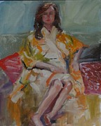 """life Study"" Originals - Life Study by Carol Berning"