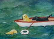 Amy Reges - Lifeboat Labrador Dogs...