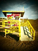 Rita H Ireland - Lifeguard Station