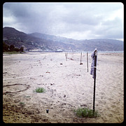 Malibu Lagoon Prints - Lifes a beach Print by Sue McGlothlin