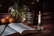 Religious Still Life Posters - Lifes Journey Poster by Donald Davis