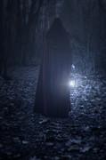 Light In The Dark Print by Joana Kruse