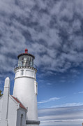 Greeting Cards Prints - Light in the Sky Print by Jon Glaser