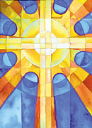 Liturgical Prints - Light of the World Print by Mark Jennings