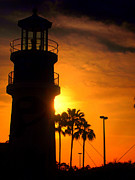 Patrick Lombard - Light Tower Sunset