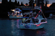 Cheryl Cencich - Lighted Boat Parade
