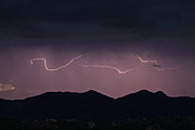 Tim Shipley - Lightening over...