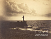 Getty Research Institute - Le Havre Lighthouse 1857