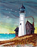 Debbie Baker - Lighthouse
