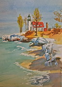 Linda L Stinson - Lighthouse II