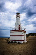 Michigan Art - Lighthouse in New Buffalo Michigan  by Paul Velgos